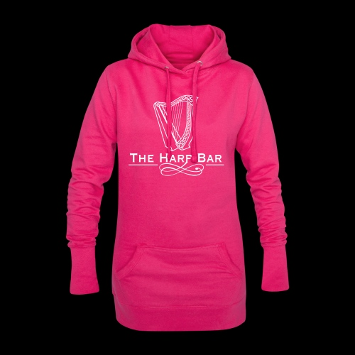 Logo The Harp Bar Paris - Sweat-shirt à capuche long Femme