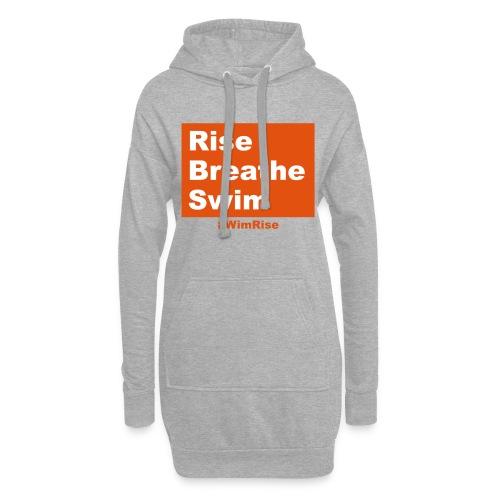 Rise Breathe Swim - Hoodie Dress