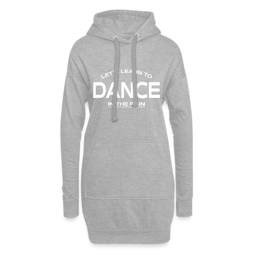 Let's learn to dance - Hoodie Dress
