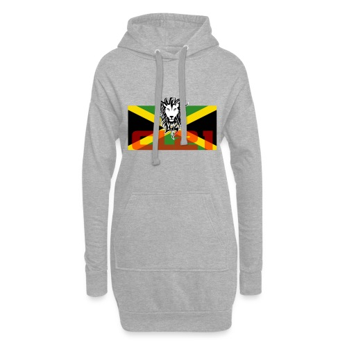 RASTA 13 - Sweat-shirt à capuche long Femme