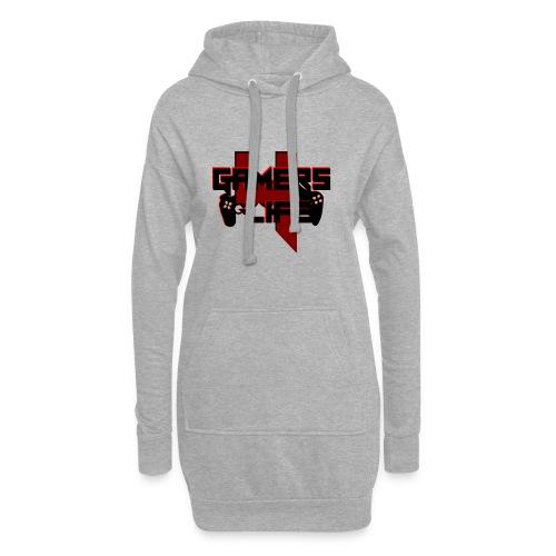 Gamers 4 Life - Hoodie-Kleid