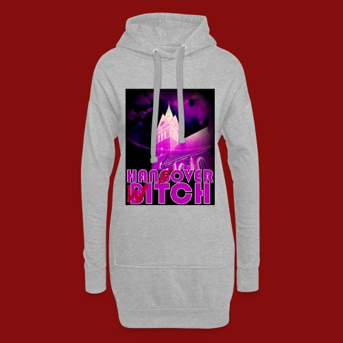Hannover Witch - HANGOVER WITCH - Hoodie-Kleid