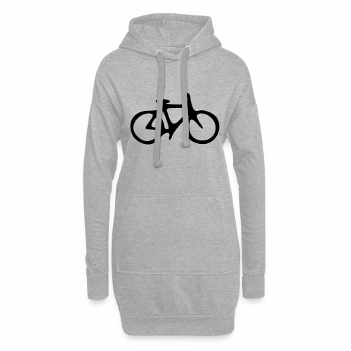 Bike - Hoodie Dress