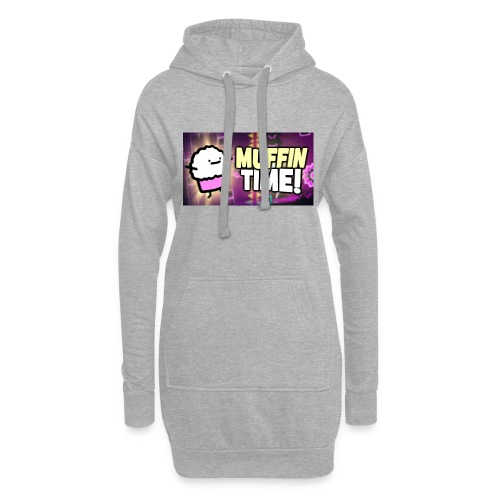 Its Muffin Time 2 - Hoodie-Kleid