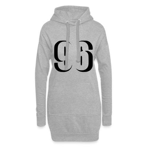 Baseshirt 96 - Hoodie-Kleid