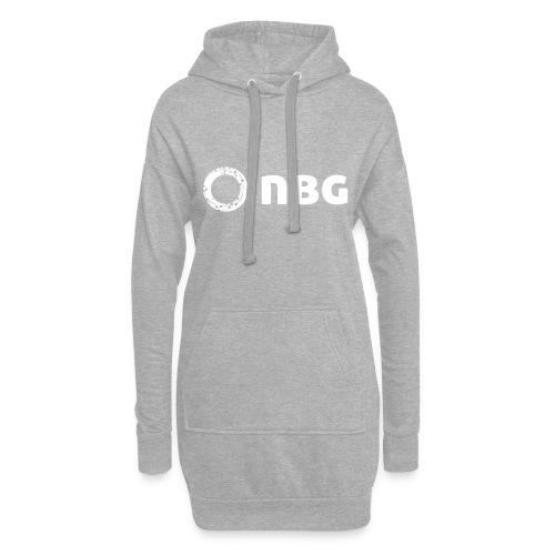 NBG Logo Icon - Hoodie-Kleid