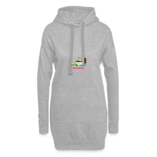 maerch print ambulance - Hoodie Dress