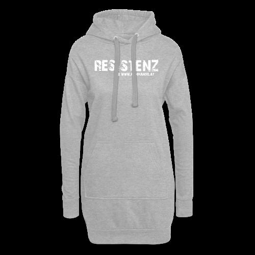 Resistenz - Hoodie-Kleid