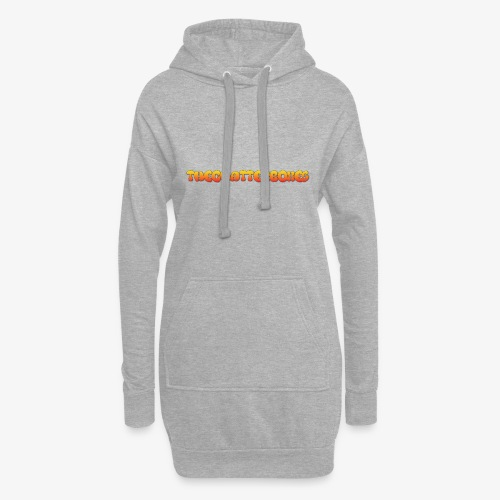 TheChatterBoxes Best Sellers - Hoodie Dress