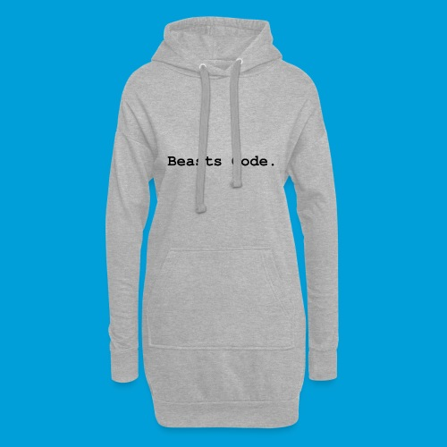 Beasts Code. - Hoodie Dress