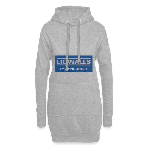 Lidwalls Stålbåtar - Luvklänning