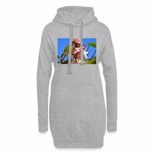 Schmetterling - Hoodie-Kleid