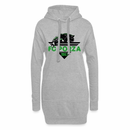 FC Porza 1 - Hoodie-Kleid