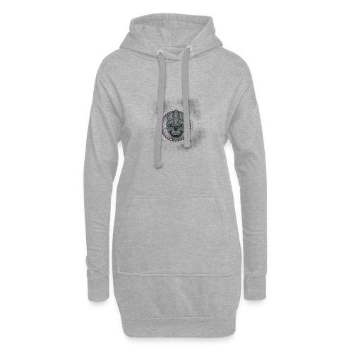 Premium - Sweat-shirt à capuche long Femme