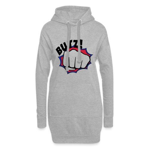 Männer-shirt ''BUTZ''-by color-swap - Hoodie-Kleid