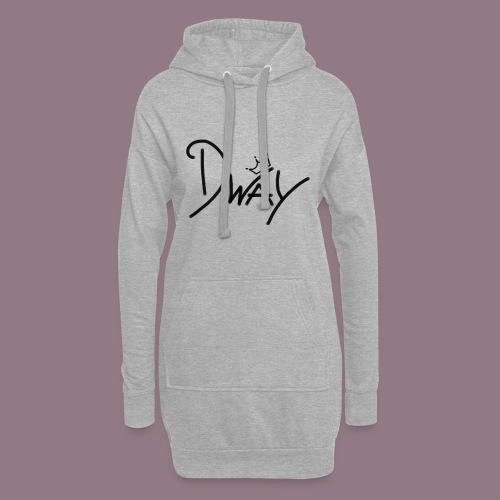 dway - Sweat-shirt à capuche long Femme