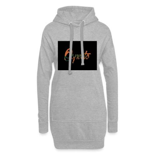 Ospecto logo - Sweat-shirt à capuche long Femme