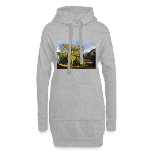 Trees - Hoodie Dress