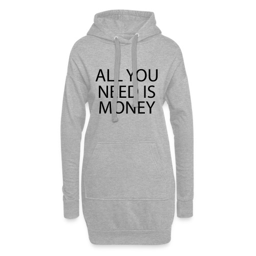 All you need is Money - Hettekjole