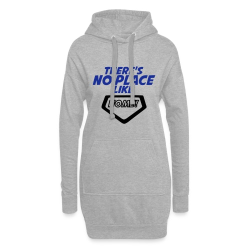 There´s no place like home - Hoodie Dress