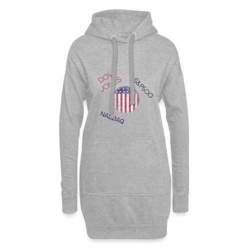 USA - Hoodie Dress