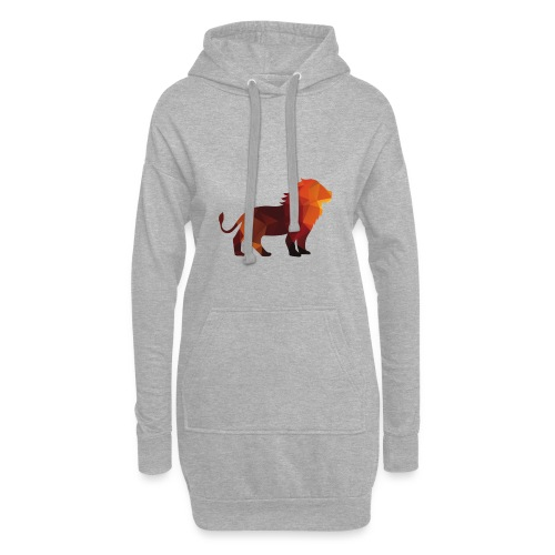 The Lion of Wall Street - Hoodie Dress