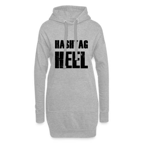 hashtagheel - Hoodie Dress