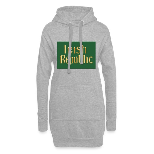 Original Irish Republic Flag - Hoodie Dress