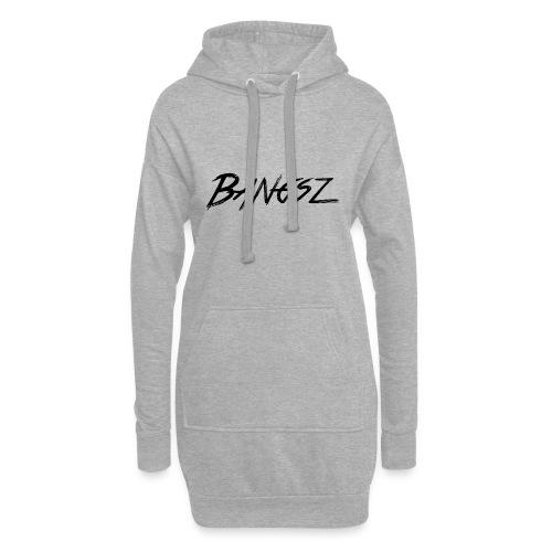 Bangsz T-shirt - Black print - Hoodiejurk