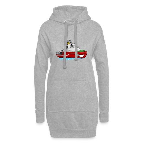 Boaty McBoatface - Hoodie Dress