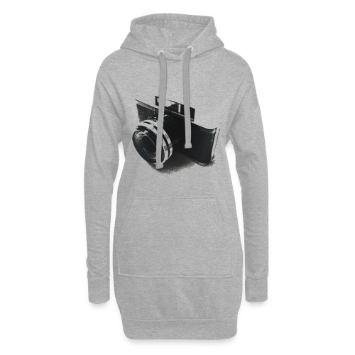 camara (Saw) - Hoodie Dress