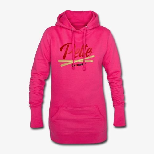 Pette the Drummer - Hoodie Dress