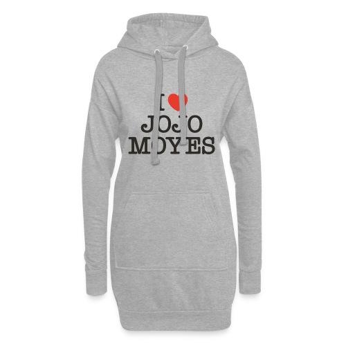 I LOVE JOJO MOYES - Hoodie-kjole