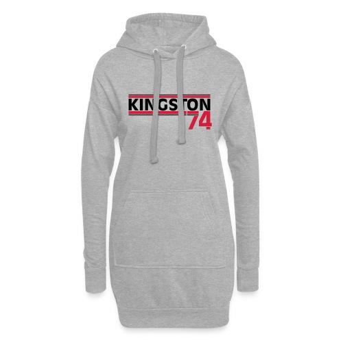 Kingston 74 - Sweat-shirt à capuche long Femme