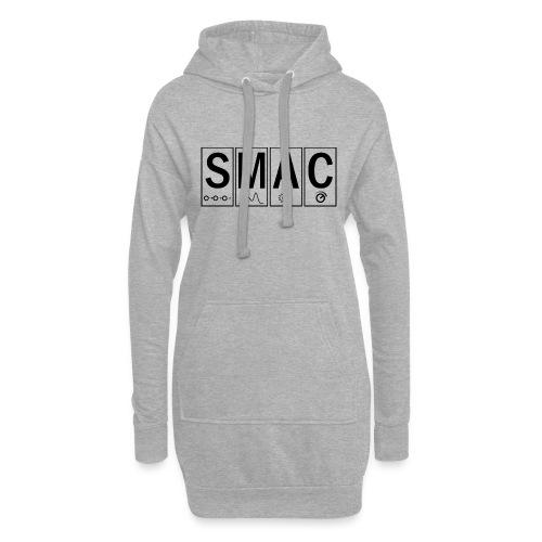 SMAC3_large - Hoodie Dress