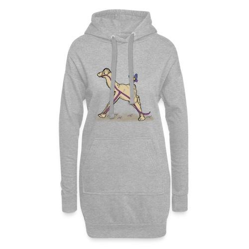 Lambda-Camel T-Shirt Männer - Hoodie-Kleid
