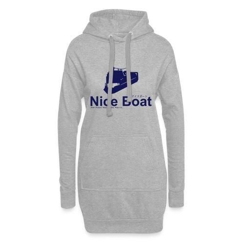 Nice Boat( Big Boat) - Hoodie-Kleid