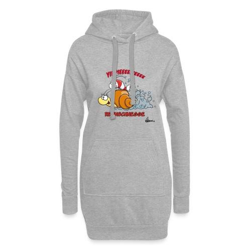 rennschnegge - Hoodie-Kleid