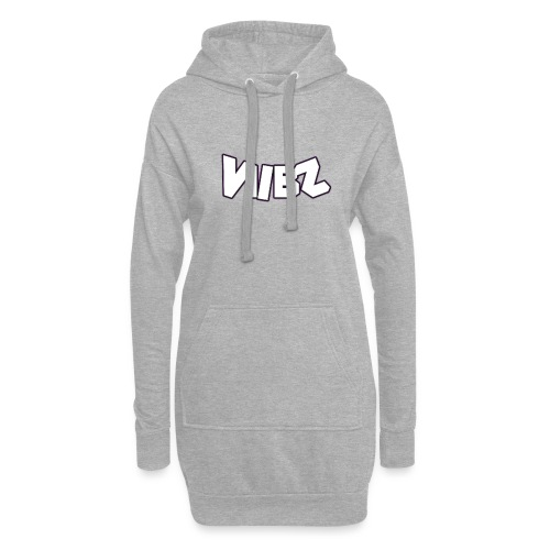 Womens VIIBZ SHIRT - Hoodie Dress