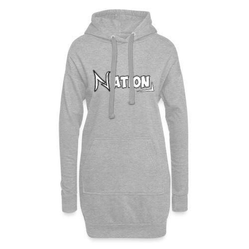 Nation Logo Design - Hoodie Dress