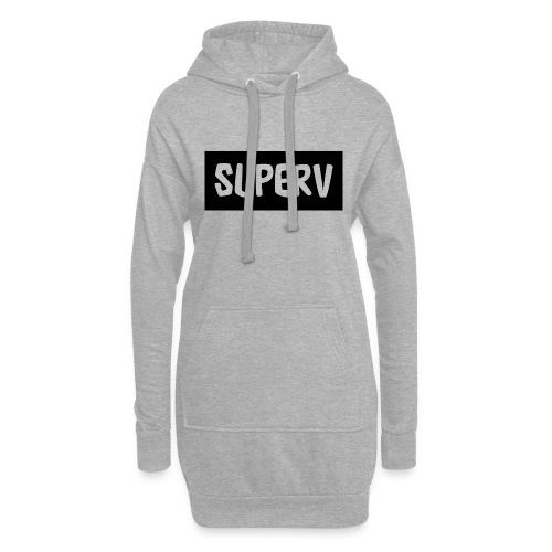 SUPERV - Hoodie Dress