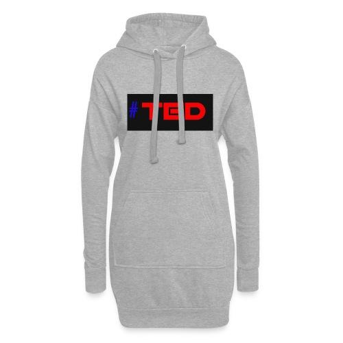 TGD LOGO - Hoodie Dress