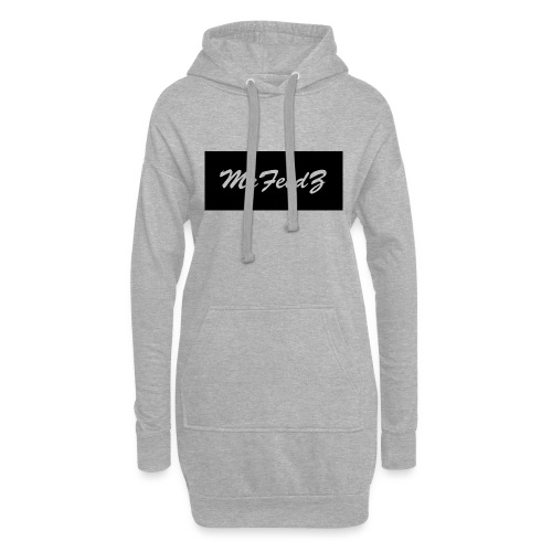 Apparel_design2 - Hoodie Dress