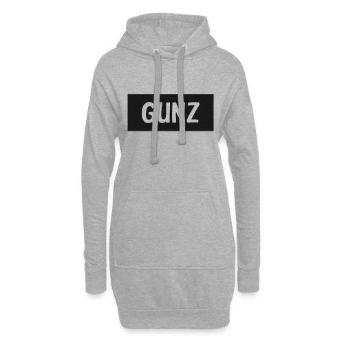Gunz - Hoodie-kjole