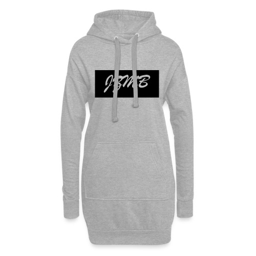 Official JZMB Apparel LOGO - Hoodie Dress