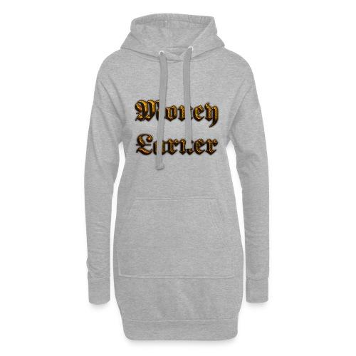 Cool Text Moneyarner 235668087714412 - Hoodie Dress