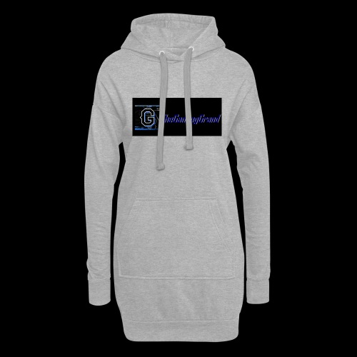 grand picture for black - Hoodie Dress