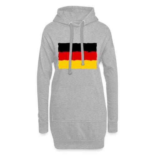 germany - Sudadera vestido con capucha