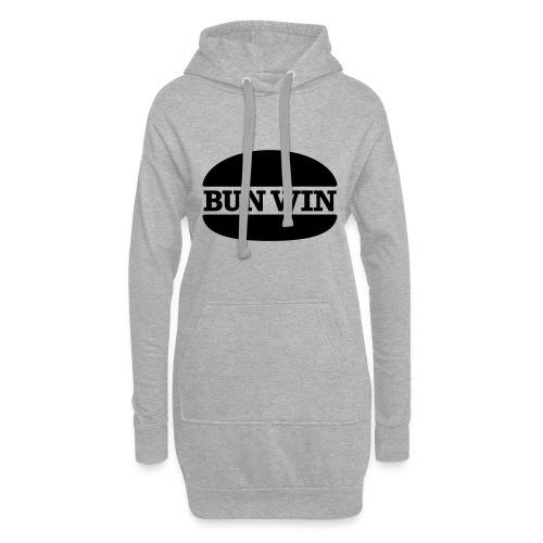 bunwinblack - Hoodie Dress