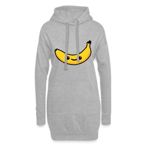 Alles Banane! - Hoodie-Kleid